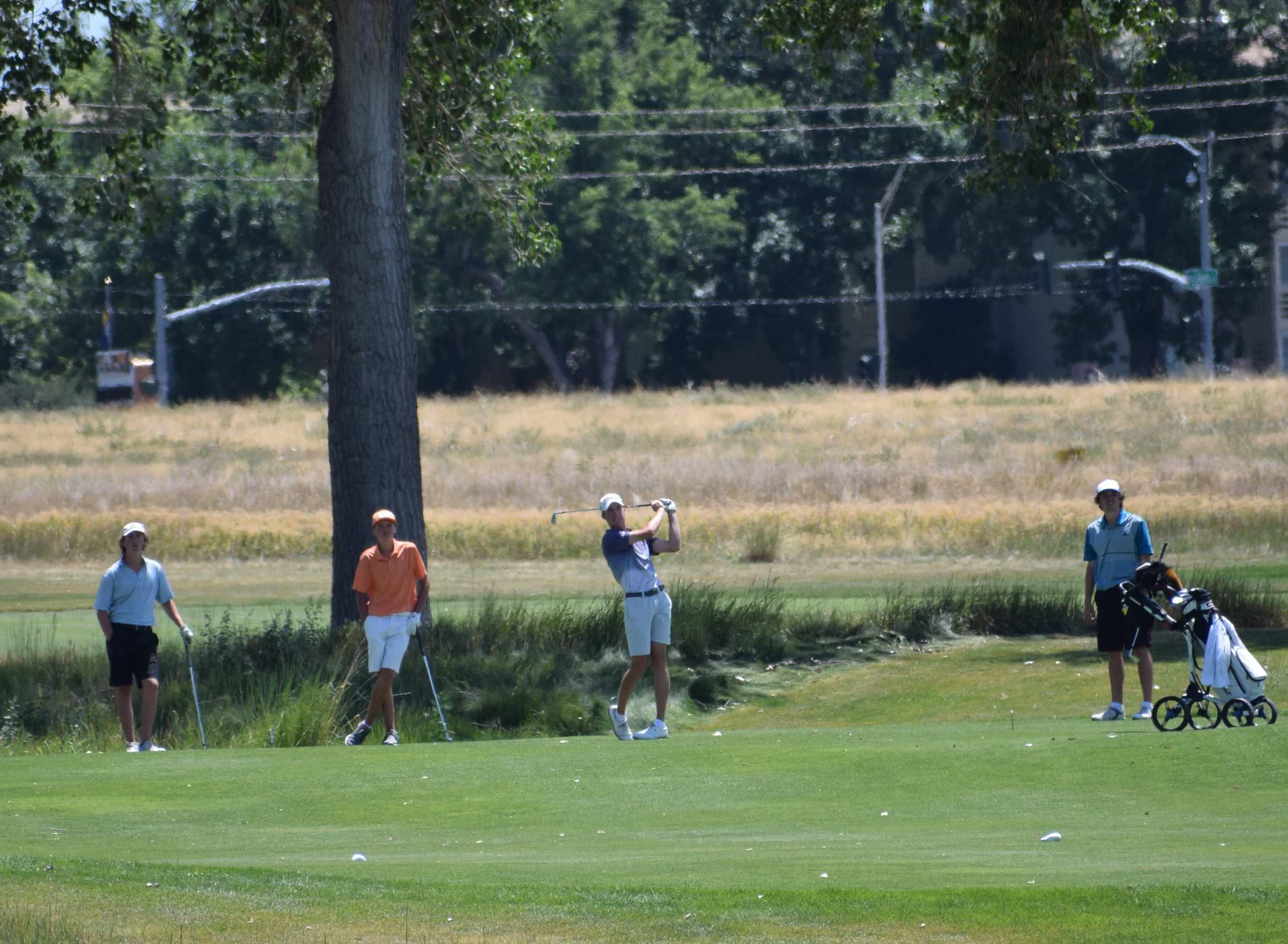 Junior Golf Colorado Golf Association